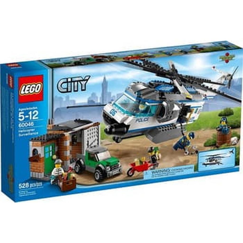 Dijual Toys Lego City Helicopter Surveillance 60046 Berkualitas Shopee Indonesia