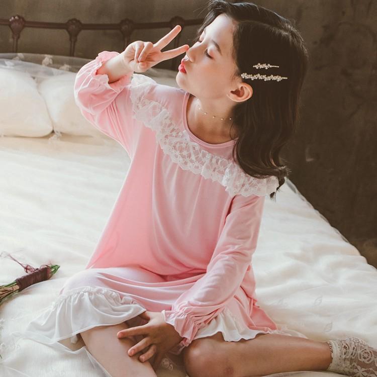 Girls Unicorn//Mermaid//Watermelon Nightgowns Princess Nightdress Pajamas Sleepwear Dress for Kids