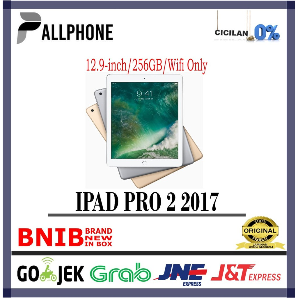 Daftar Harga Apple Ipad Pro 256 Gb Tablet Silver Garansi Resmi 97 Inch 256gb Cellular Wifi 4g Lte New 1 Tahun Siap Kirim Iphone Xs Max Gold Black Grey