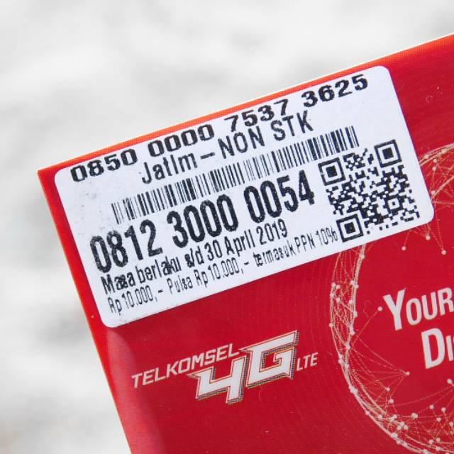 Nomor Cantik IM3 4G LTE PANCA NOL INDOSAT Kartu perdana cantik murah meriah - 0856 00000