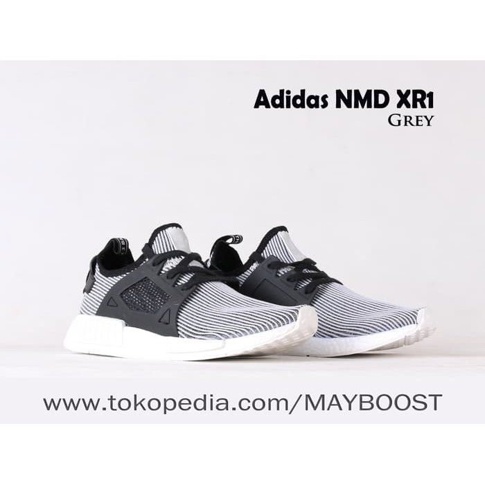 6611ae50a8447 Terlaris Adidas Nmd Xr1 Duck Camo Pink 100% Ua Original Boost Basf Bnib  Ready Stock