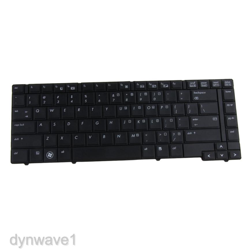 Keyboard Us Inggris Untuk Laptop Hp Elitebook 8440p 8440w 6440b 6445b 6445b Shopee Indonesia