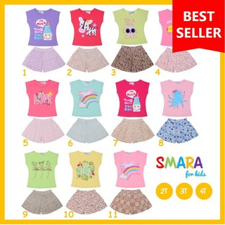 Grosir Baju Anak SMARA Hrg  Rp35000-Rp38000 Setelan anak  40587ab09e