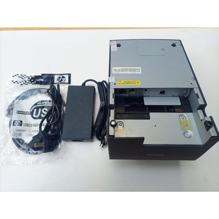 Printer Bill Belanja Epson Tm U220 Paralel Automatic Cutter Shopee Indonesia