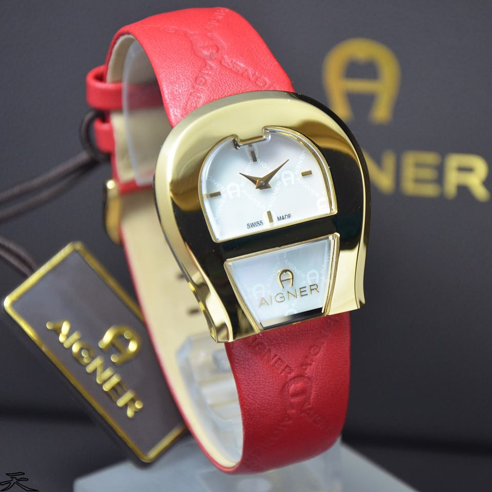 Aigner Venezia A39602 Shopee Indonesia Jam Tangan Genua Due A31653