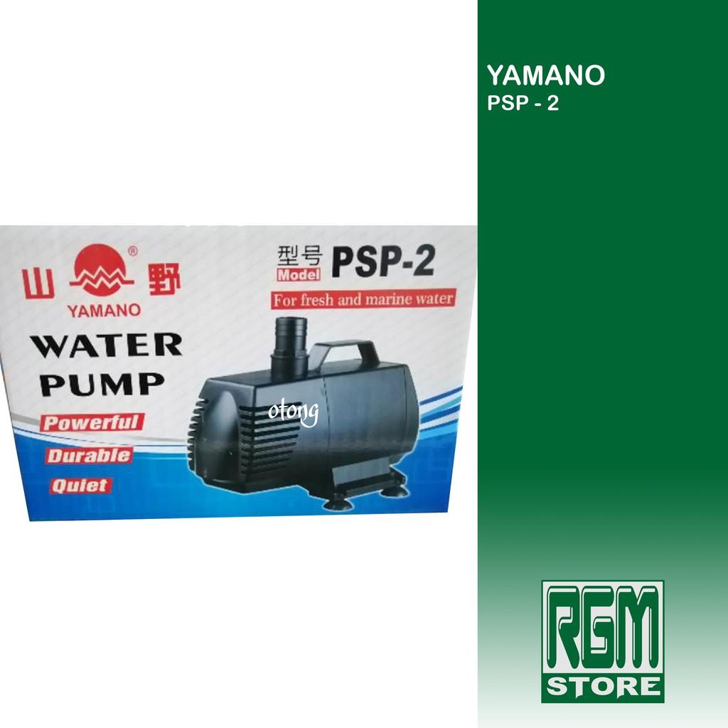 YAMANO PSP - 2 PSP2 Pompa Air Celup Pompa Kolam Aquarium ...