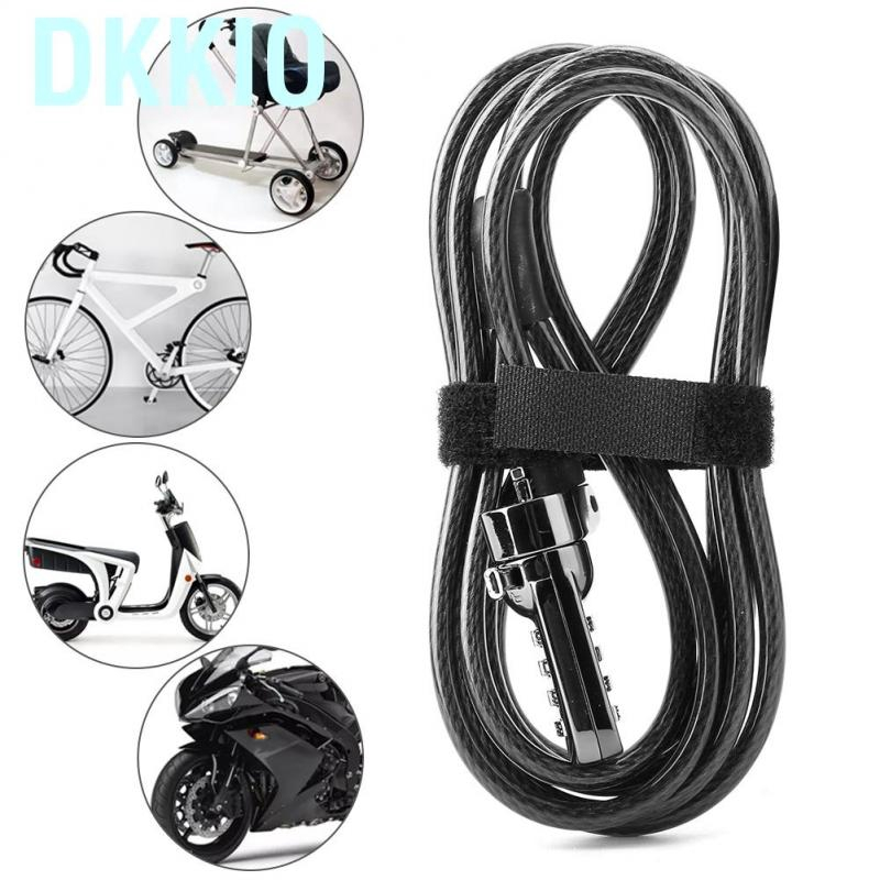 Combination Security Lock For Kensington Laptop Notebook Alloy Cable Computer PC