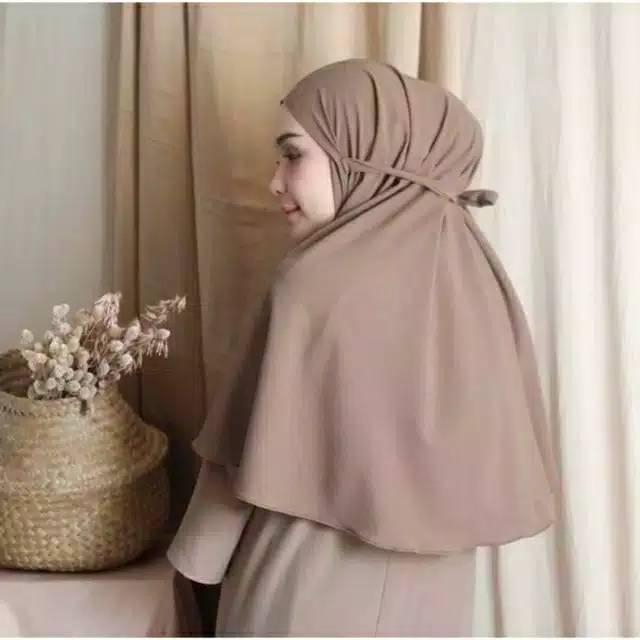 Jilbab Instan Bergo Maryam Diamond Dewasa Hijab Khimar Bergo Maryam Non Pet Shopee Indonesia