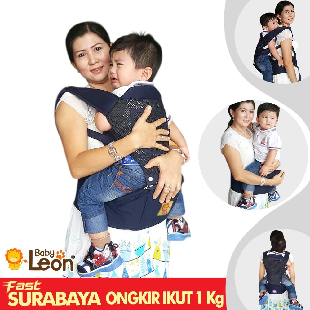 Best Seller Gendongan Bayi Cukin Baby Wrap Gaya Hanaroo Kangguru