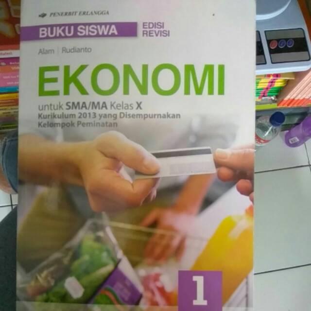 Buku Siswa Ekonomi Kelas X Peminatan Shopee Indonesia