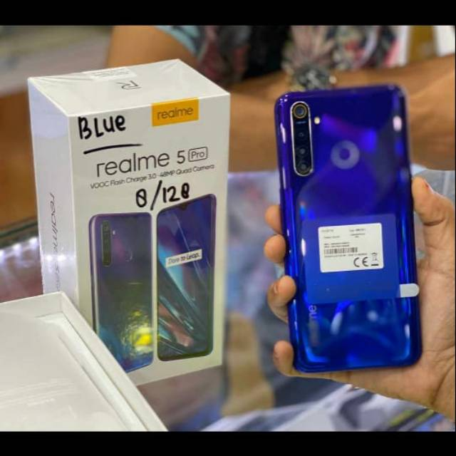 Hp Realme 5 Pro Ram 8 Internal 128gb Shopee Indonesia