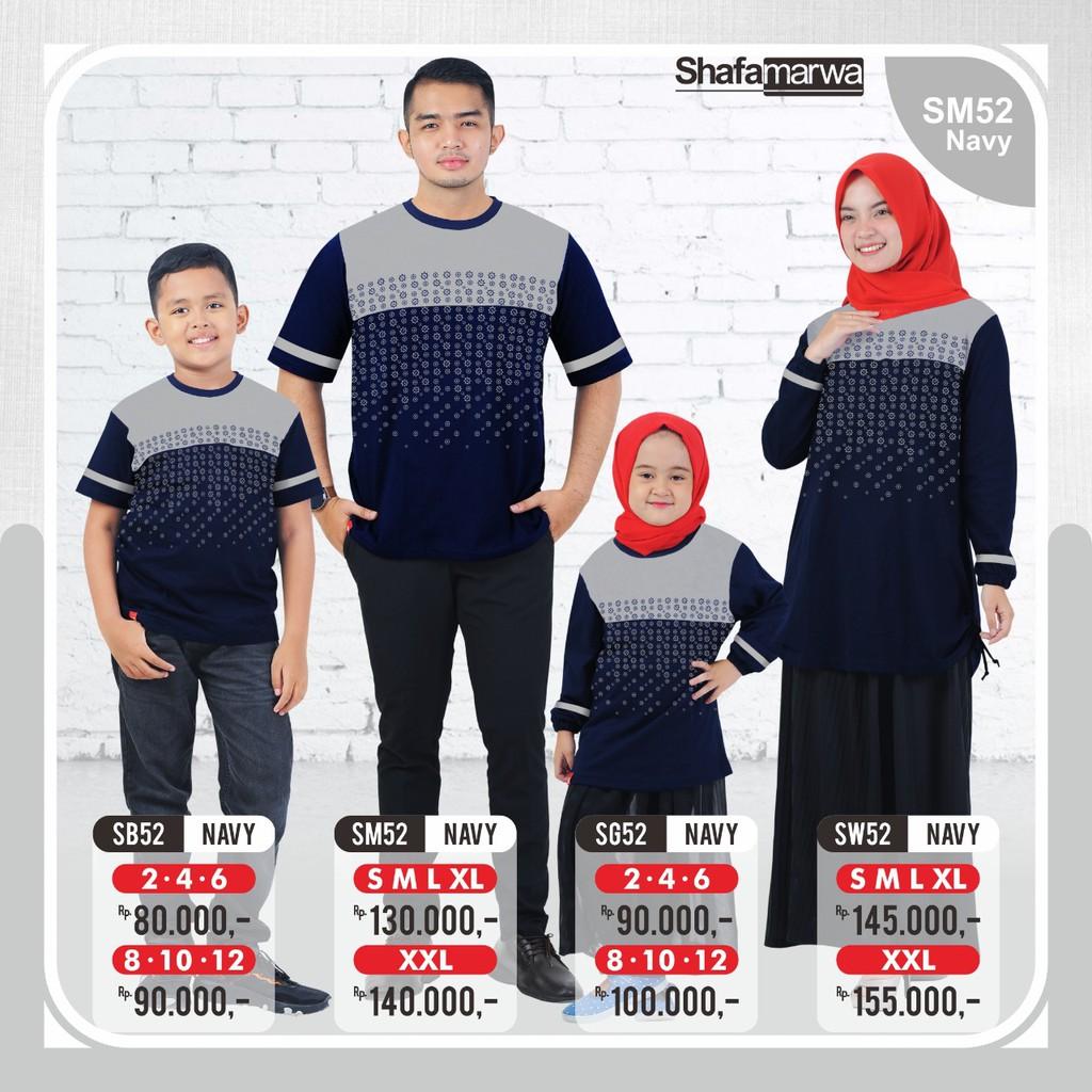 Baju Couple Keluarga Butik Hida Family Terbaru 9