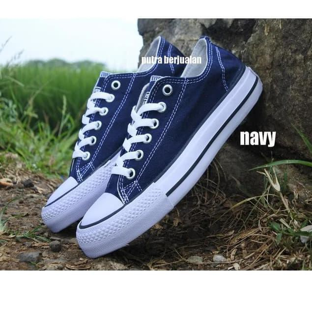 ad7551ed93a2 Harga preferensial READY!! FASHION SEPATU CONVERSE ALL STAR PLUS BOX ...