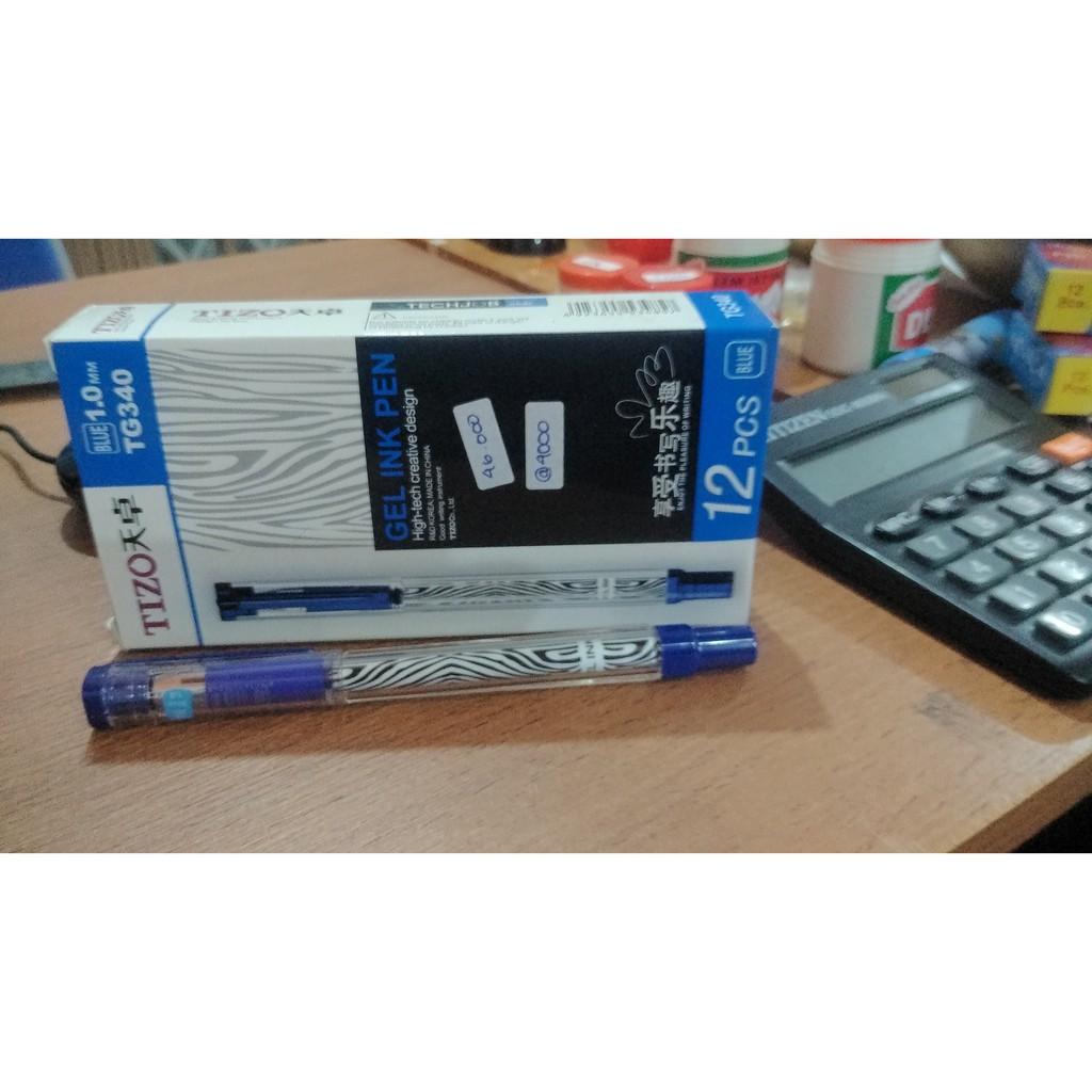 Bolpen Kokoro Shopee Indonesia Joyko Gel Pen Gp 181 Batique 12 Pcs Tinta Hitam