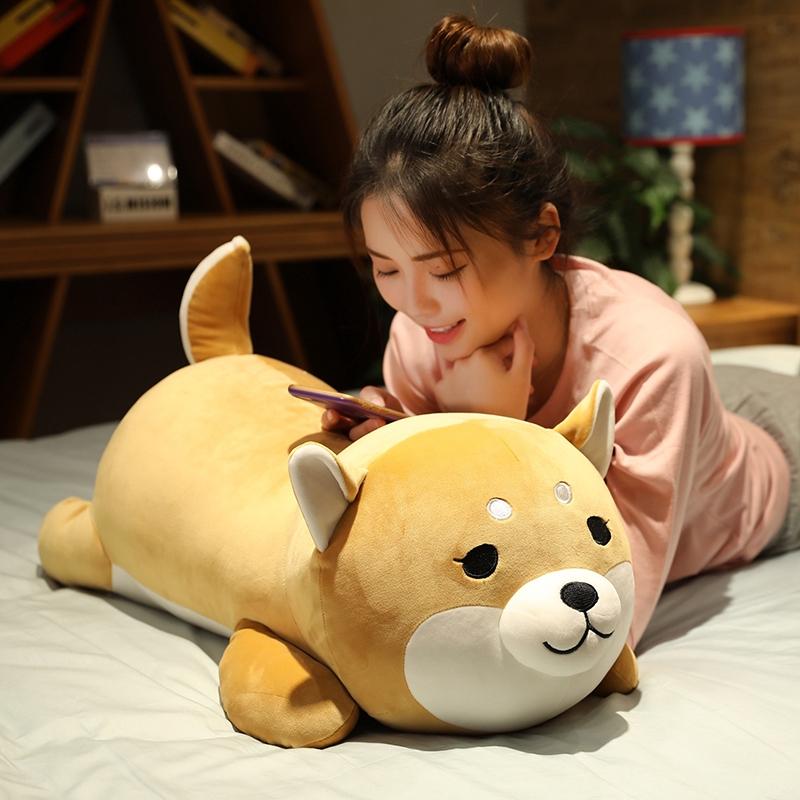 Mainan Boneka Plush Bentuk Anjing Akita Inu Untuk Anak Shopee Indonesia