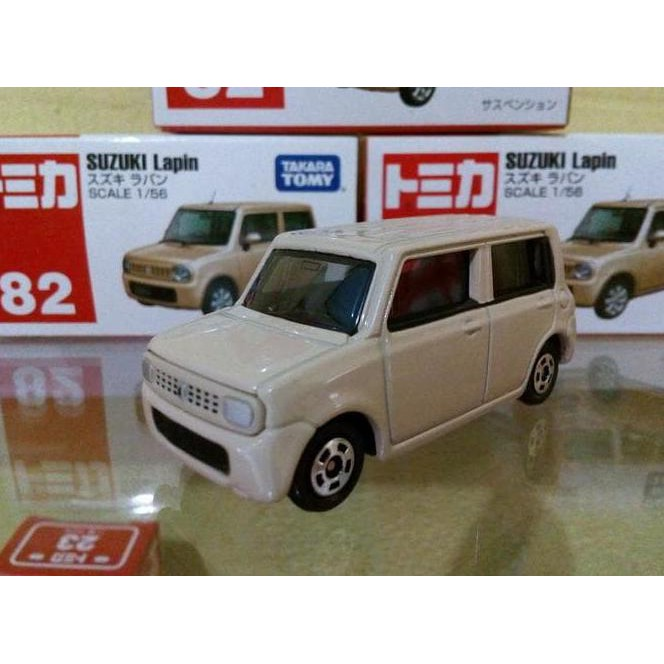 Barang Berkualitas Tomica No 82 Diecast Miniatur Mobil Suzuki Lapin Harga Promo Murah Shopee Indonesia