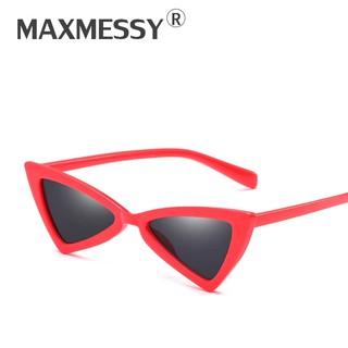 MAXMESSY-Wanita-Sexy-Cute-Cat-Eye-Sunglasses-Pria-