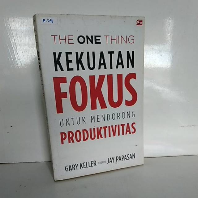 Original The One Thing Shopee Indonesia