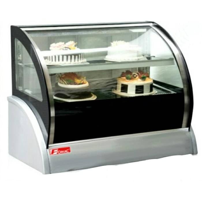 Showcase Cake Bakery SHC-TTC120F Pendingin Kue FOMAC