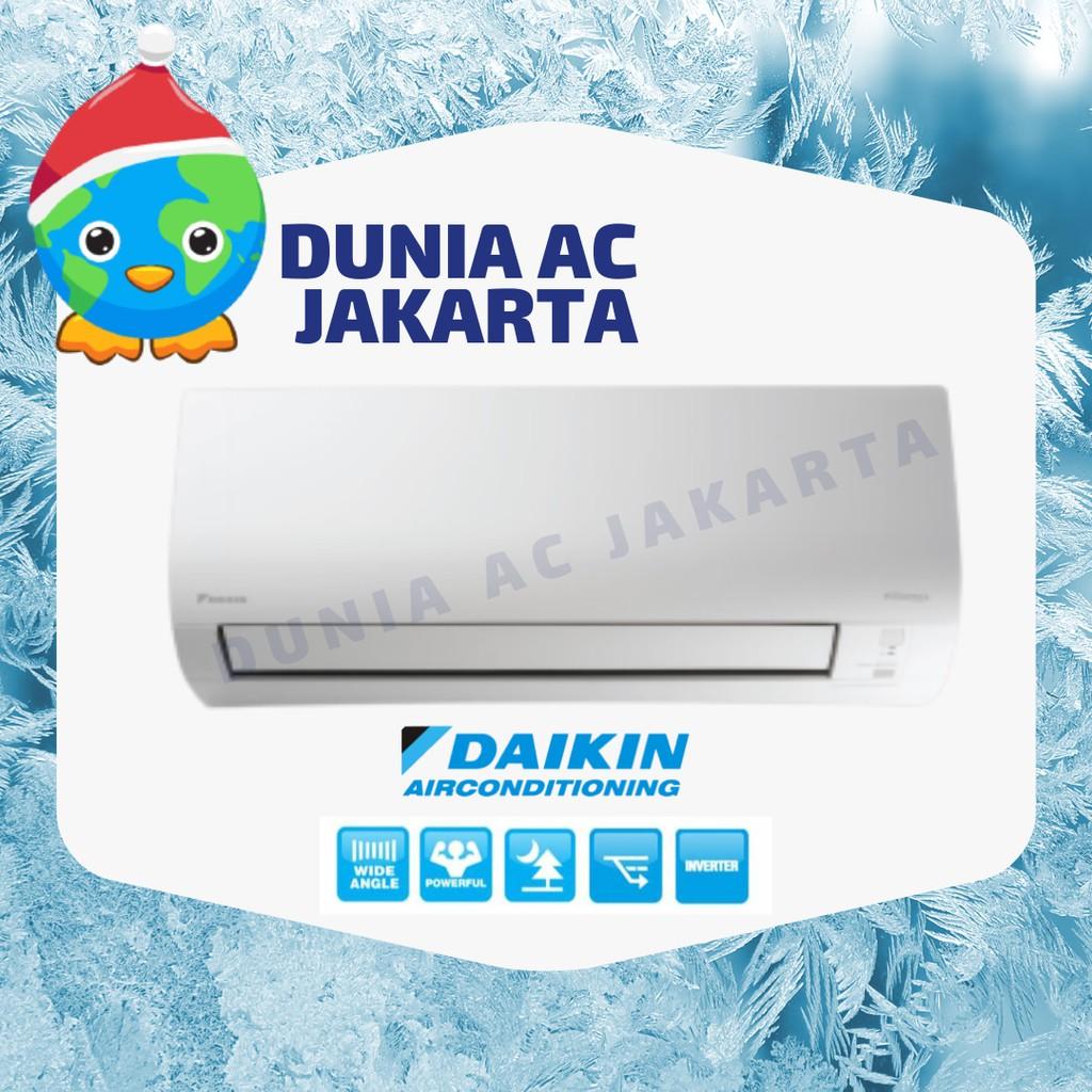 AC DAIKIN FLASH / INVERTER THAILAND 1/2 PK