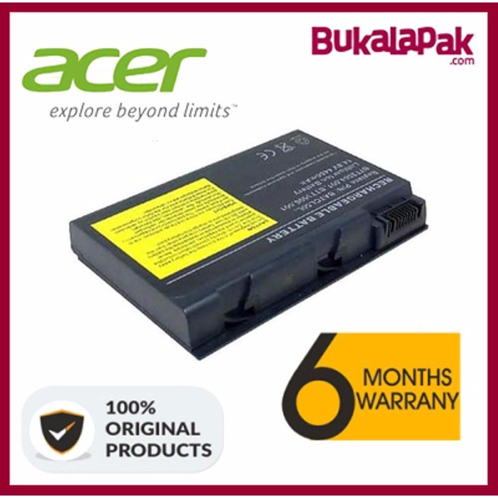Promo Original Grns 6 Bln Baterai Batre Acer Aspire 3100 3690 5100 One 725 756 Ao725 Ao756 V5 121 V131 Black 5110 5650 5680 9100 9110 9120 950 Shopee Indonesia