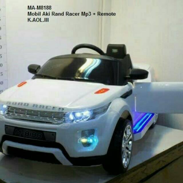 Mobil Mobilan Anak Aki Range Rover Road Racer Pmb 8188 Shopee Indonesia