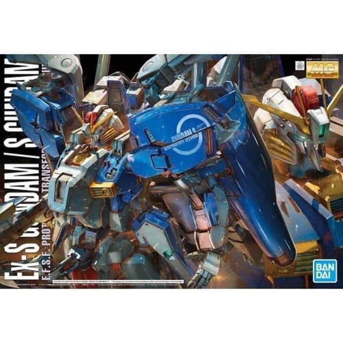 Gundam Weapons MG RX78-2 Gundam Ver.Ka /& MG MSA-0011 S Gundam