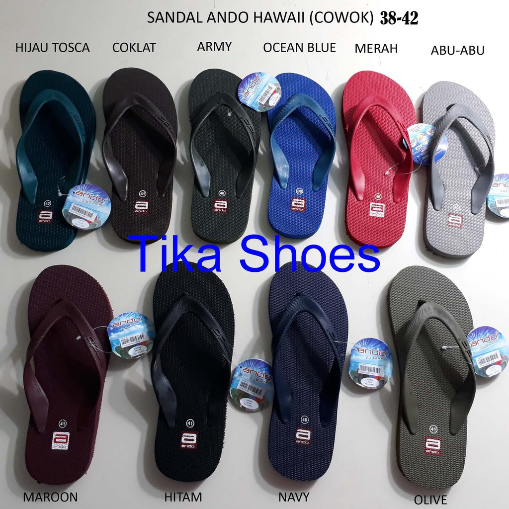 7b65a410bc6b SPECIAL SANDAL KULIT INDIAN - 437 SERIES (100%