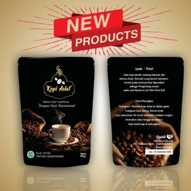 Kopi Aslaf Shopee Indonesia