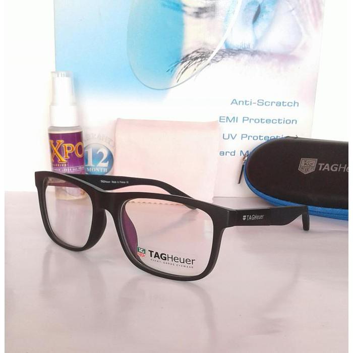 (TERLARIS) frame kacamata tag heuer TR521 74efd810b5