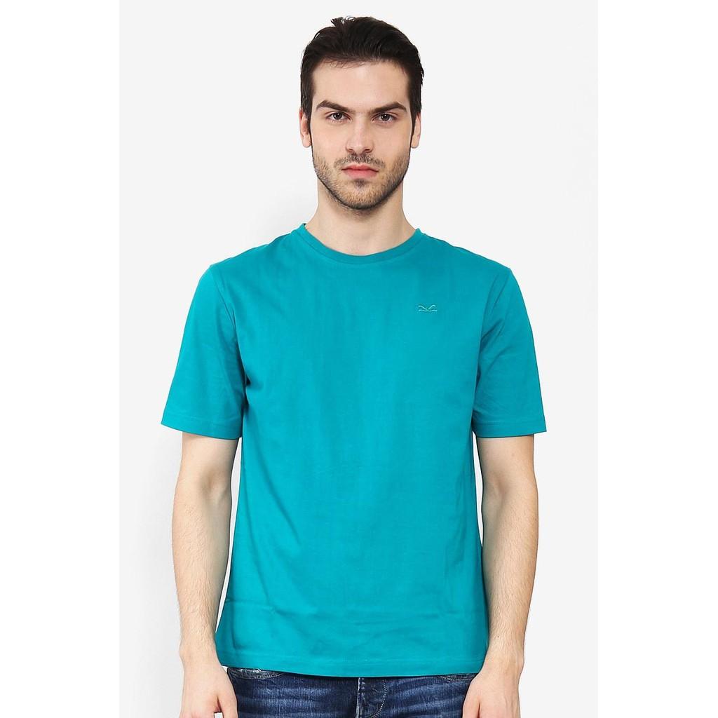 T Shirt Carvil Pria Ken Tos Shopee Indonesia Sepatu Casual Dress Men Gusten Black Hitam 43