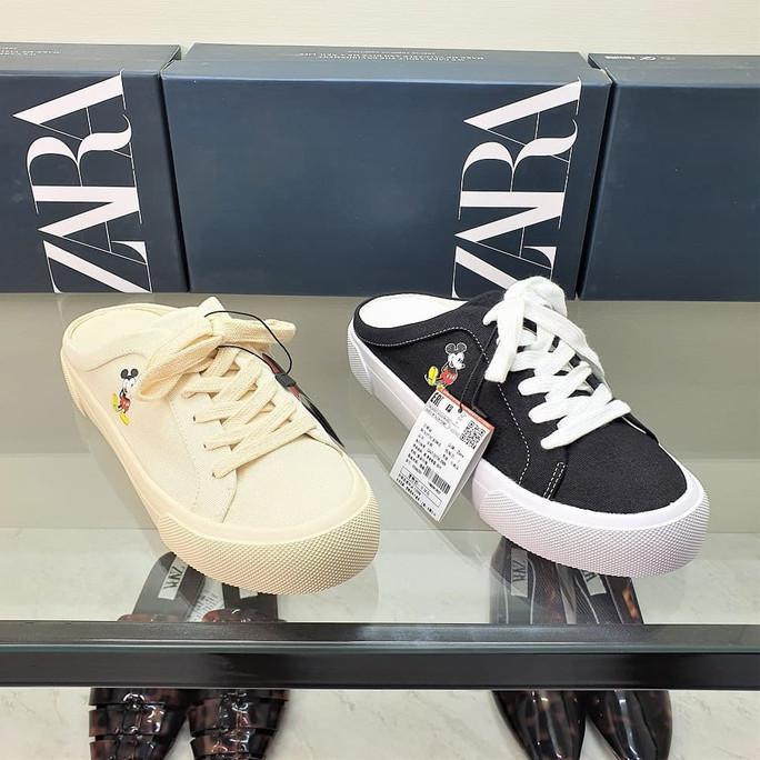 Special Price Flat Shoes Wanita Sepatu Zara Mickey Zara Shoes