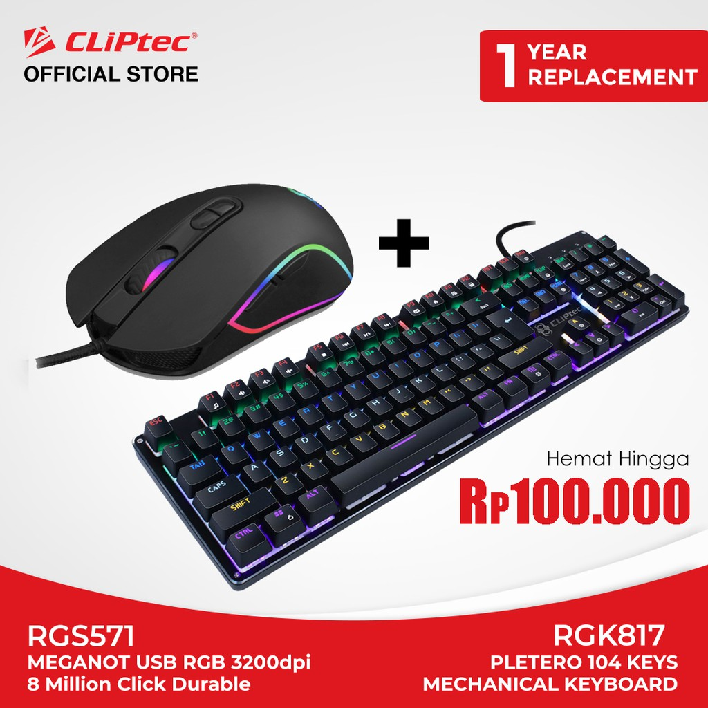 Toko Online Cliptec Official Shop Shopee Indonesia Bge680 Konqueruos In Ear Gaming Earphone