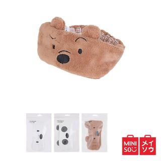 Miniso Official We Bare Bears-Headband Bando Penutup Mata thumbnail