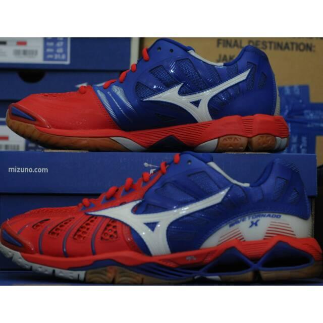 Sepatu Volley Mizuno Wave Tornado 9 original  47e931fa6c