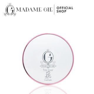 Madame Gie Total Cover BB Cushion - MakeUp Foundation Dewy
