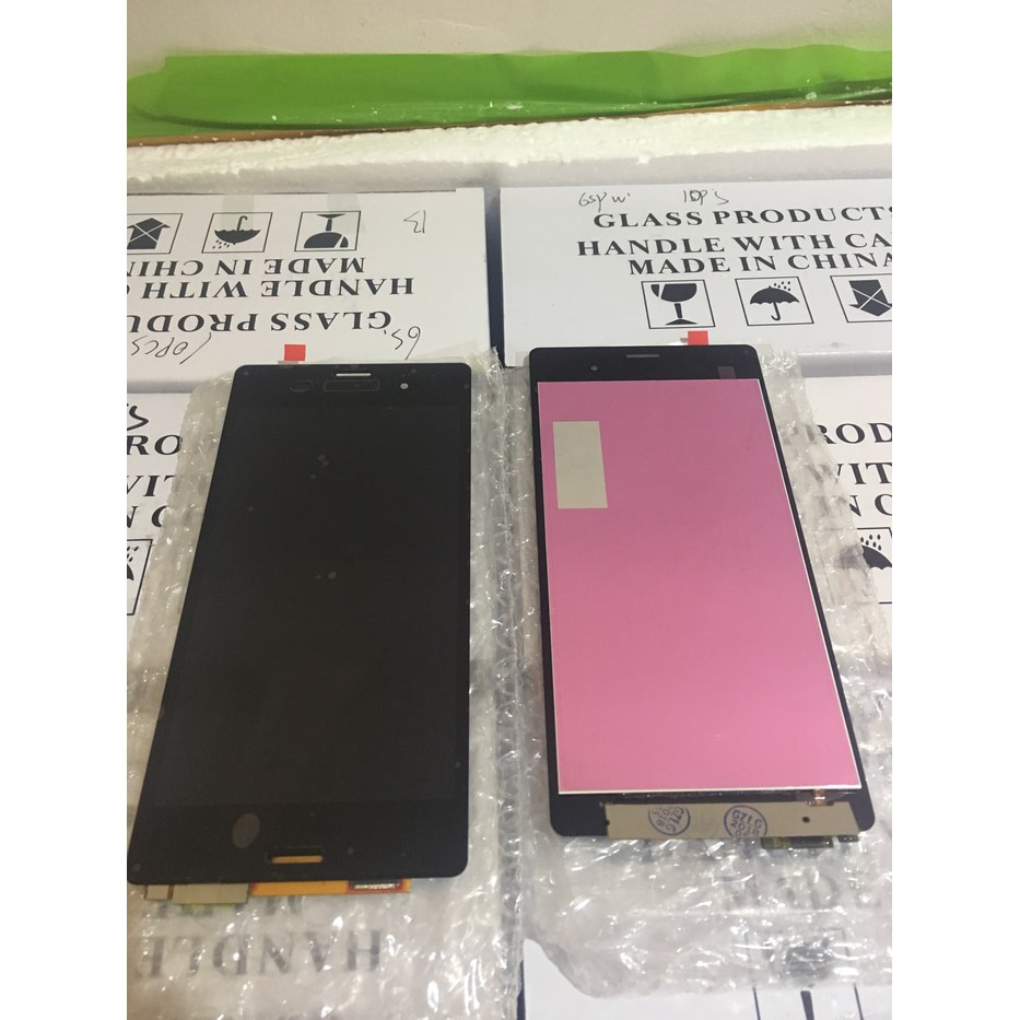 Lcd Touchscreen Fullset Original Oem Sony Xperia Z3 Big 52 D6603 Putih D6633 D6646 D6653 D6683 Docomo Shopee Indonesia