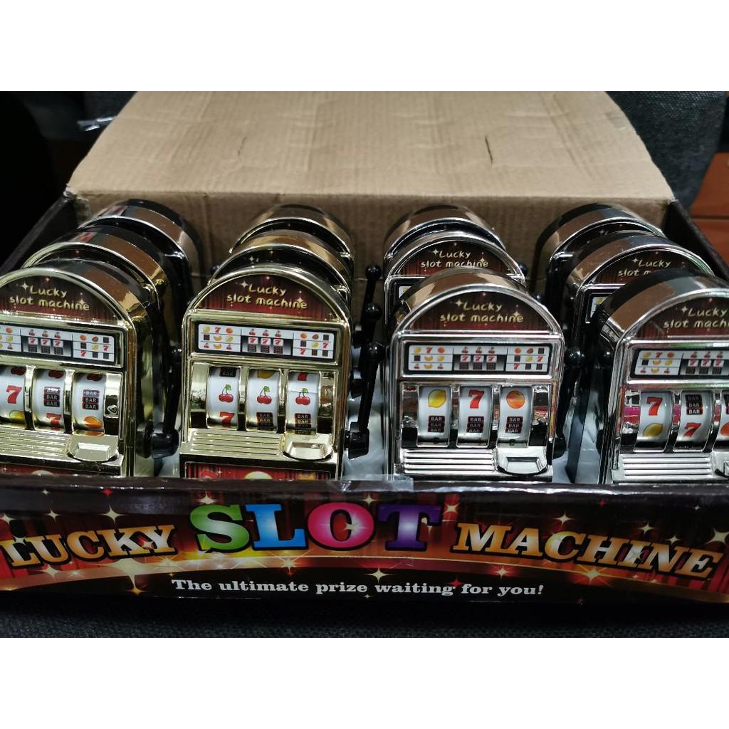 Mainan Lucky Slot Machine Shopee Indonesia