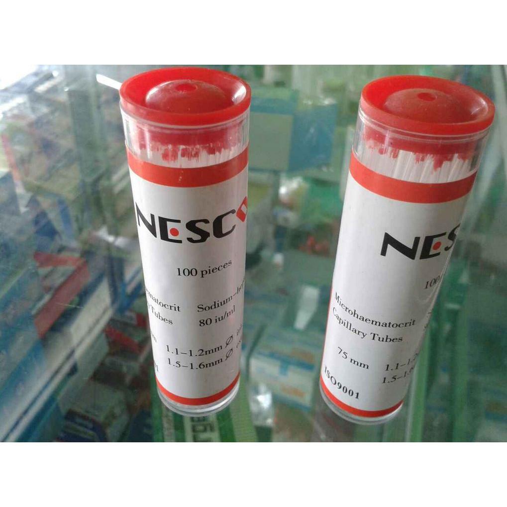 Nesco Hemocitometer Shopee Indonesia Blood Lancets Type 30g