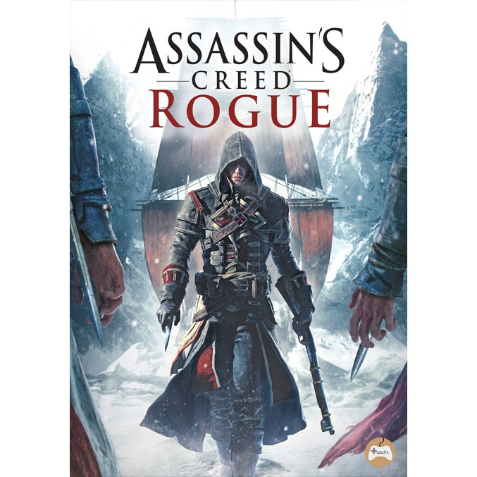 Assassin S Creed Rogue Deluxe Edition Pc Games Dvd Cd Games
