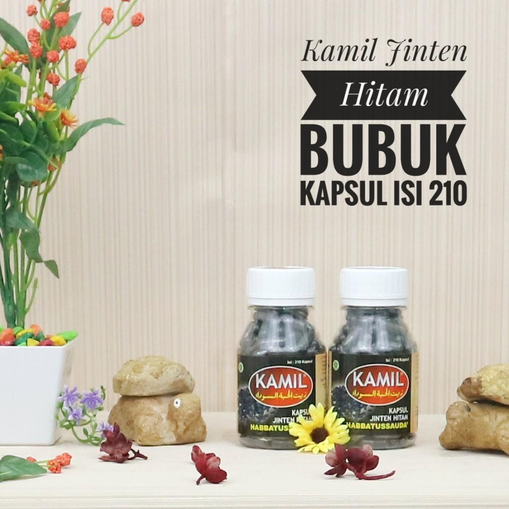 Habbatussauda Habbasyi Oil Minyak 210 Kapsul Shopee Indonesia Habbatusauda