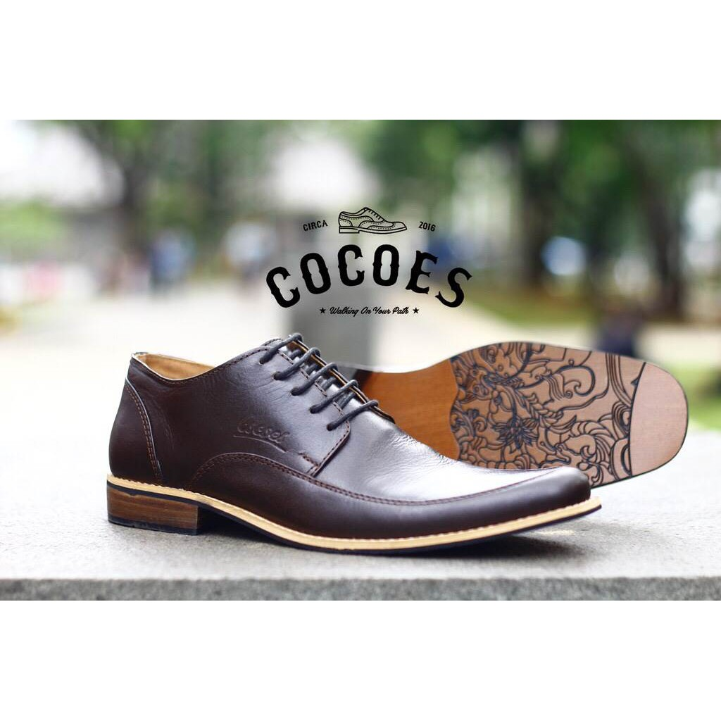 Sepatu Kantor Temukan Harga Dan Penawaran Formal Online Cepc Kulit Cocoes Pantofel Terbaik Pria Desember 2018 Shopee Indonesia