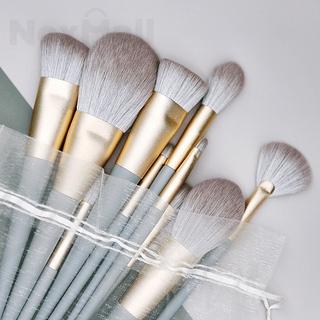 noxbeauty 10 pcs/set makeup brushes set make up brushes