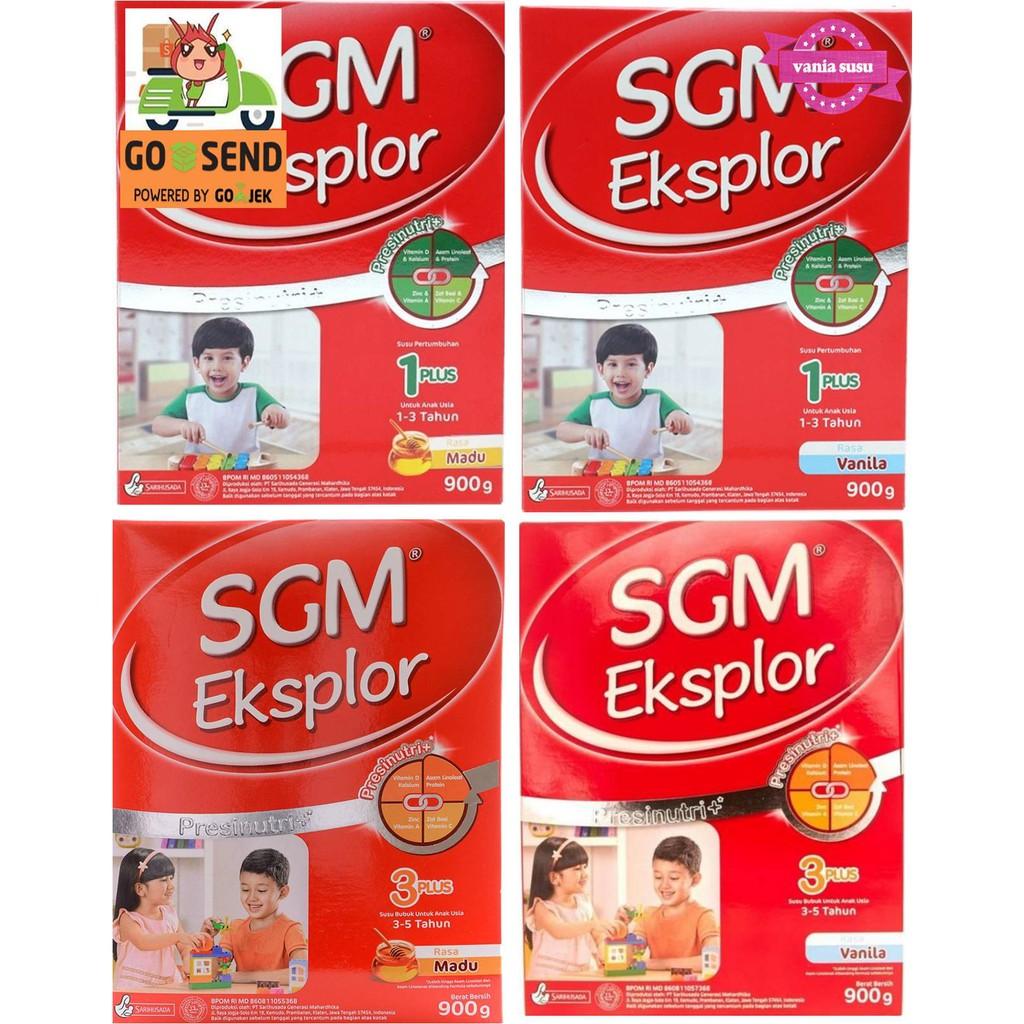 Sgm 3 Vanila Madu 400gr Rajamarket Shopee Indonesia Eksplor Soya 1 5 Van