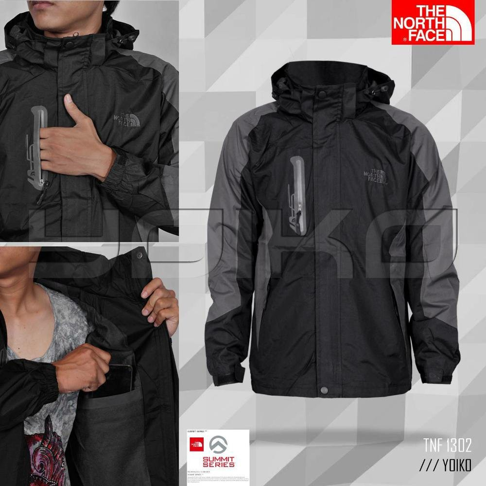 206e083c84a9 Diskon Outer Inner The North Face Boys Vortex Hooded Triclimate Jacket  Original jacket TNF anak