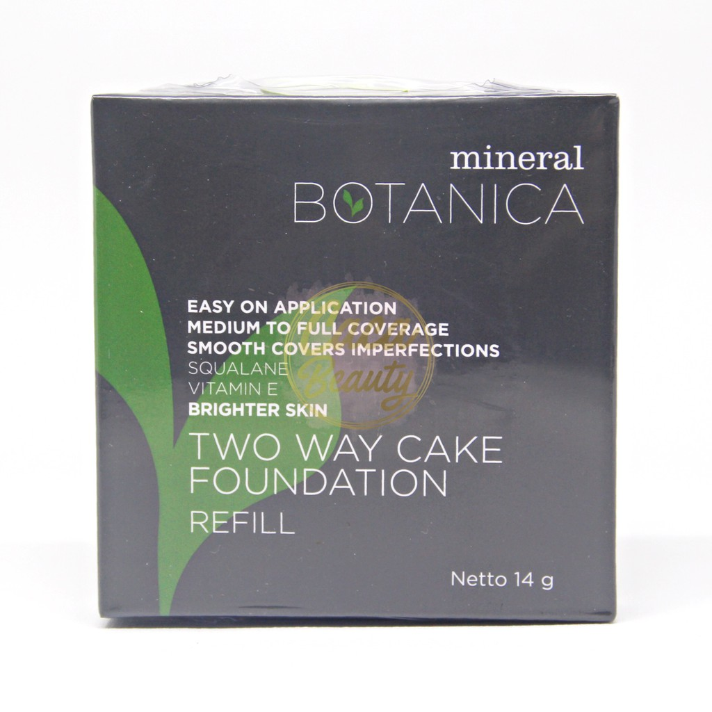 Mineral Botanica Two Way Cake Foundation ...