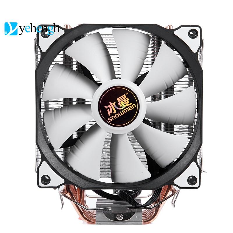 4-pin CPU FAN COOLER HEAT SINK AMD socket FM2 FM2 AM2 AM3 AM3 mount bracket