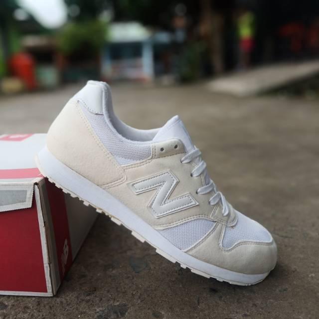 New Balance Womens Lifestyle 420 Casual Shoes Hitam Putih