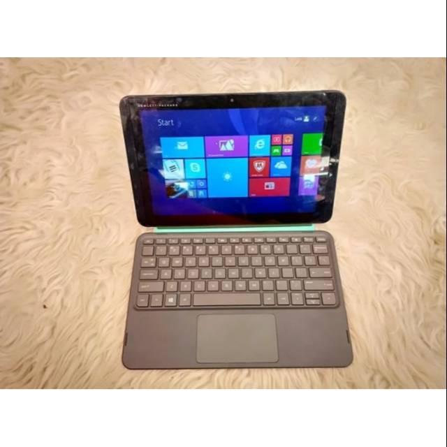 Laptop Hp Pavilion X2 Layar Sentuh Tipis Kecil Bergaransi Shopee Indonesia