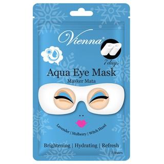 VIENNA Aqua Eye Mask 7 days sheets thumbnail